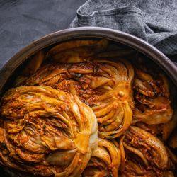 Kimchi de bechu (col coreana).
