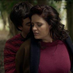 Romina y Renato, un amor bandido y prohibido.
