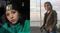 (De Izq. a der.). Nahiara Muchico y Roxy VR, las ganadoras del concurso de UNICEF.