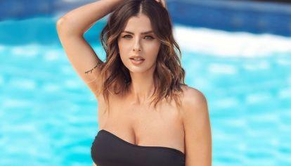 La China Suárez con el bikini que es tendencia entre celebridades