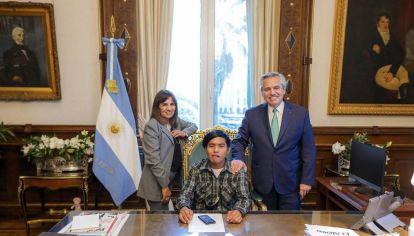 Mario Maximiliano Sánchez es un joven de la comunidad wichí finalista del Global Student Prize por crear una aplicación bilingüe