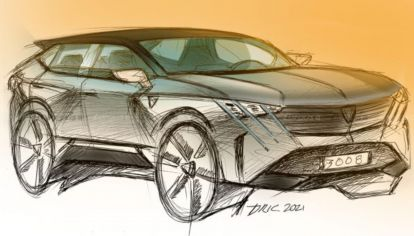 Proyecto P64: Peugeot prepara la nueva generación de 3008