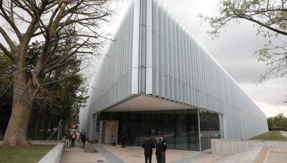 Nueva sede UBA