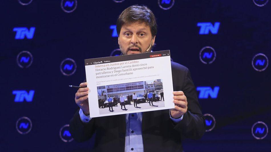 debate ciudad vidal milei santoro bregman 20211013