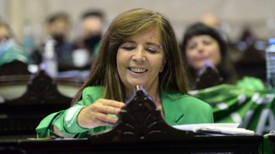 Gabriela Cerruti Diputados