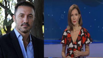 Cristina Pérez confirmó su romance con el diputado Luis Petri
