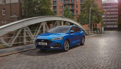 Ford presentó el nuevo Focus 2022 (restyling)