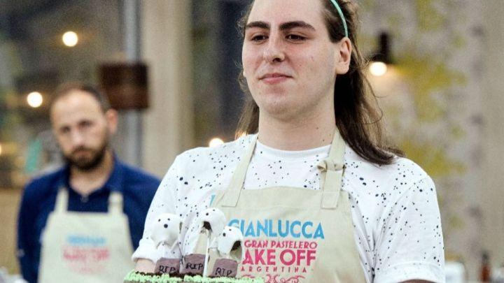 """""""Bake Off"""": Gianlucca se quejó de las fuertes críticas tras su paso por el reality"""