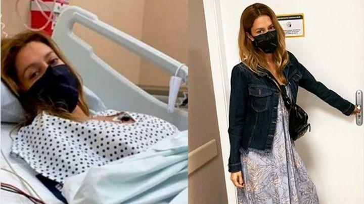 """Vanina Escudero recibió el alta: """"Un viaje de placer terminó con una doble cirugía de urgencia"""""""