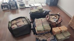 Agentes de la PFA realizaron 23 allanamientos y secuestraron 34 millones de pesos, 30 mil dólares y un arsenal