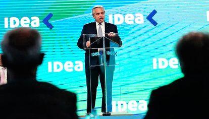Alberto F en IDEA. Temas con punto ciego: el de su ejecución.