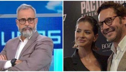 Jorge Rial contó quién advirtió a Wanda Nara sobre la supuesta infidelidad de la China Suárez e Icardi