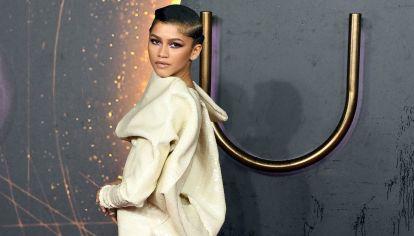 Zendaya: sus increíbles looks en la alfombra roja de Dune, uno por uno