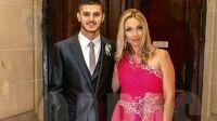 Habló la mamá de Mauro Icardi en medio de la separación con Wanda Nara