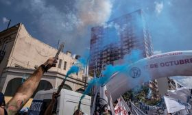 CGT Peronist Loyalty Day