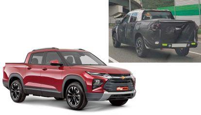 Aparece la nueva generación de Chevrolet Montana