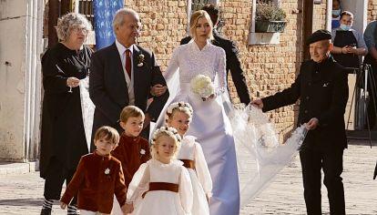 Todos los detalles de la boda de Alexander, el heredero de Bernard Arnault