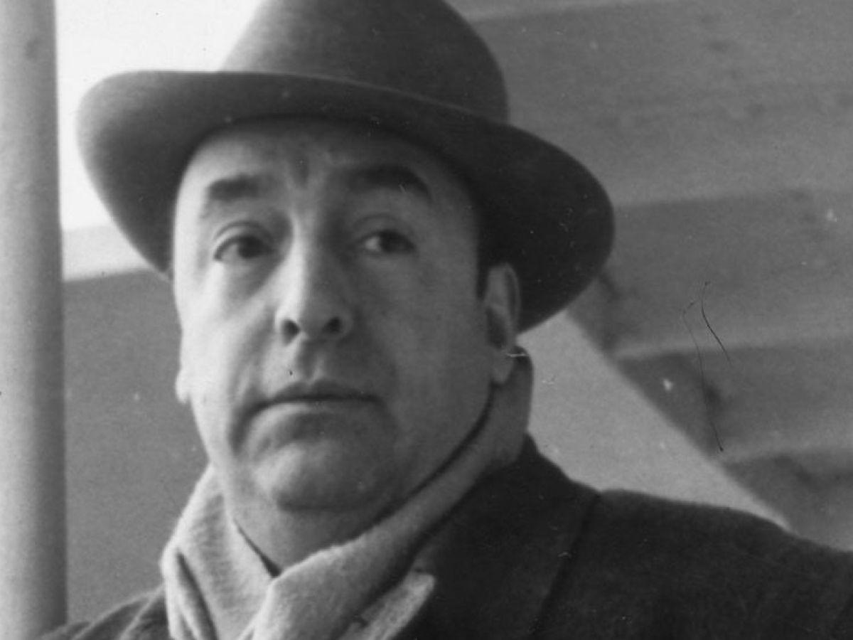 El 21 de octubre de 1971 el poeta chileno Pablo Neruda recibió el Premio Nobel de literatura