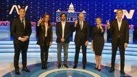 debate televisivo 20211020