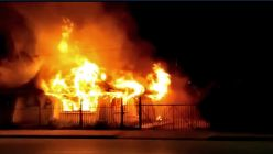 Incendio en El Bolsón 20211020