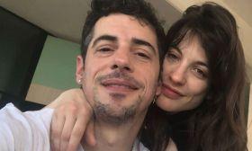 Esteban Lamothe y Katia Szechtman