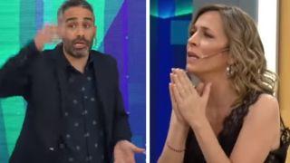 Pollo Alvarez y Sandra Borghi