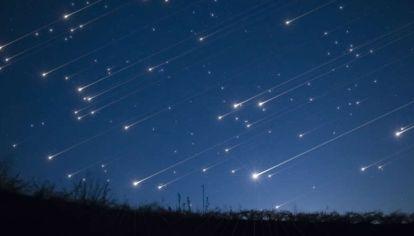 Lluvia de estrellas Oriónidas 2021: ¿cuándo y a qué hora pueden verse en la Argentina?