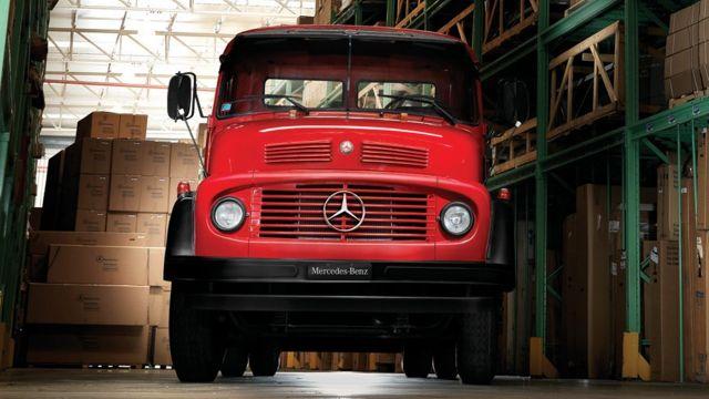 Mercedes-Benz prepara un tour para festejar sus 70 años en Argentina