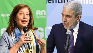 Aníbal Fernández y Arabela Carreras 20211021