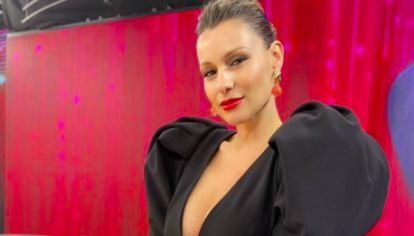 El gesto de Pampita luego de que Yanina Latorre revelara que Wanda tiene audios en los que la China la critica