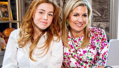 Escándalo con la Princesa Alexia, la hija de Máxima Zorreguieta tras publicarse unas fotos inapropiadas