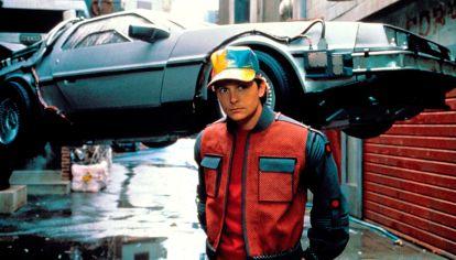 Un día como hoy, el DeLorean de Volver al Futuro viajaba al 2015