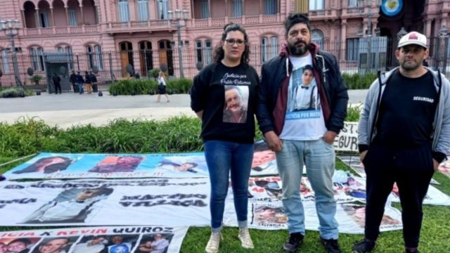 familiares de victimas de la inseguridad 20211021