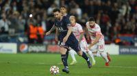 Messi juega el clásico francés