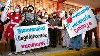 Vacunación pediátrica contra el Covid-19