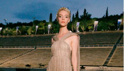 Anya Taylor-Joy es la nueva embajadora de Dior