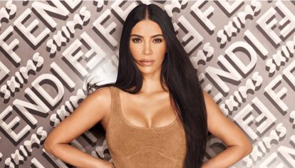 FENDI x SKIMS: La exclusiva línea de Kim Kardashian para Fendi