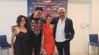 """Conferencia de prensa de la película """"Yo nena, yo princesa"""" 20211026"""