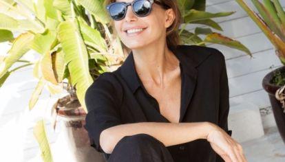 Juliana Awada lanzó una línea de sandalias ideales para el verano