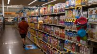 A Safeway Grocery Store As Albertsons Releases Earns