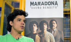 maradona series actor