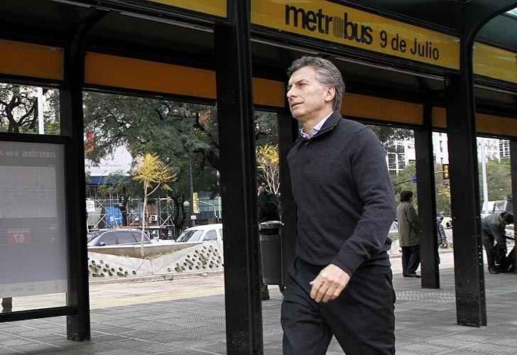 Macri, preocupado por el inicio de clases