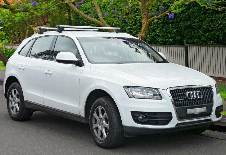 Un Audi Q5 cuesta cerca de 600 mil pesos y formaría parte del garage de Mora.