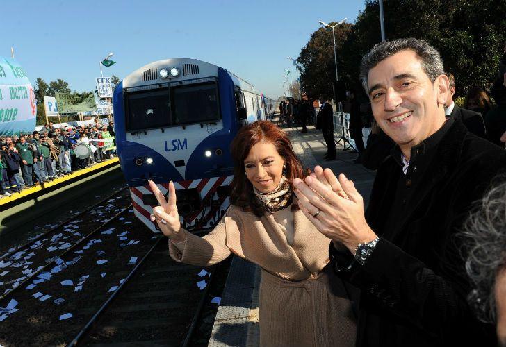 CFK recordó la frase noventista