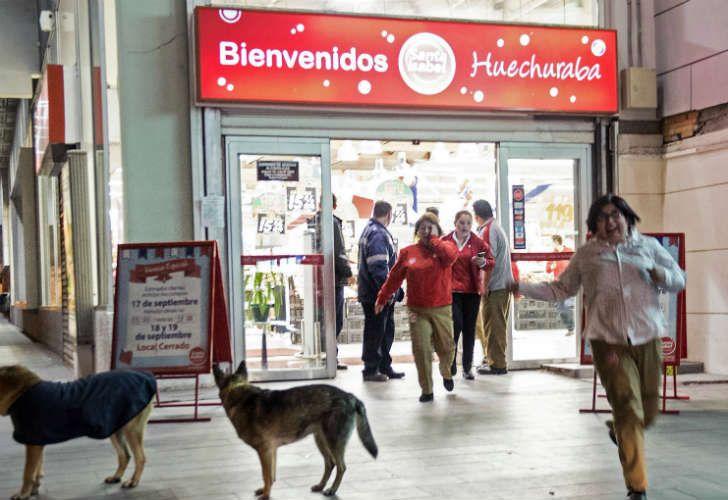 Un terremoto de 8,3 grados de magnitud golpeó este miércoles el centro y norte de Chile