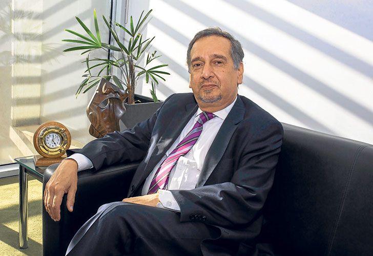 Lino Barañao.