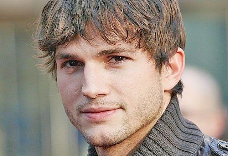 retorno. Después de Two and a Half Men, Kutcher vuelve.