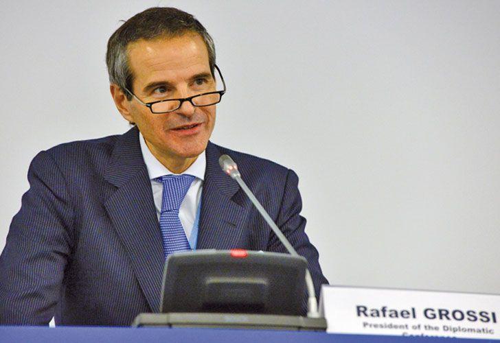 Rafael Grossi, embajador ante Austria.