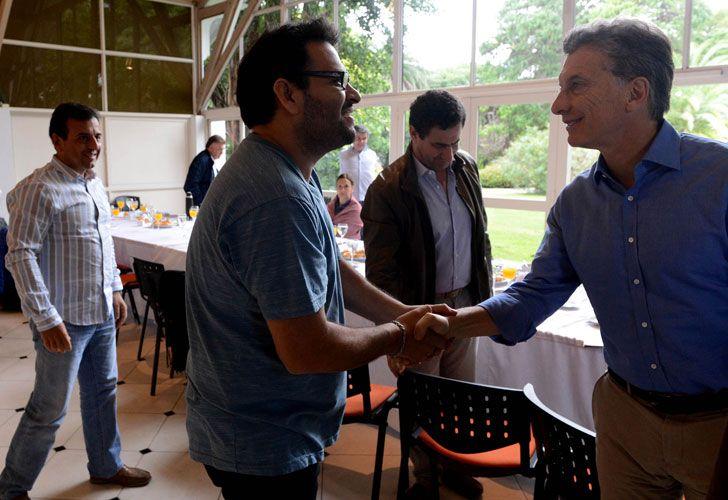 Macri en Olivos: recibió al gabinete social y a referentes del sector