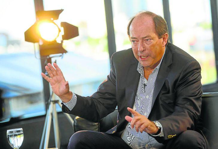 Ernesto Sanz y la teoría del péndulo en la Justicia.